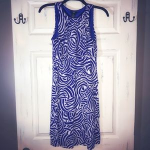 ❤️J.B.S Knee Length Tiered Dress Size Small